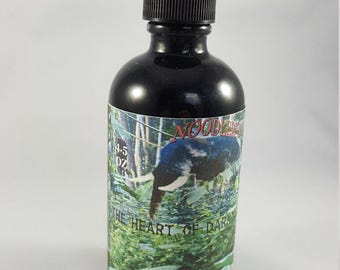 Noodler's Heart of Darkness, Fountain Pen Ink, Black Ink, Water Resistant Ink