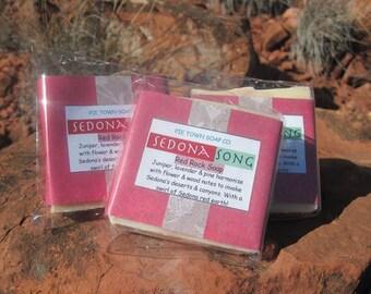 Sedona Soap Handmade  Sedona Arizona gifts soap