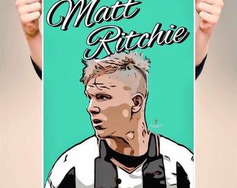 Matt Ritchie - #NUFC