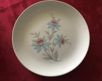 1950's Steubenville Pottery Dinner Plate
