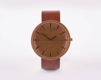 Wooden Watch Grandis