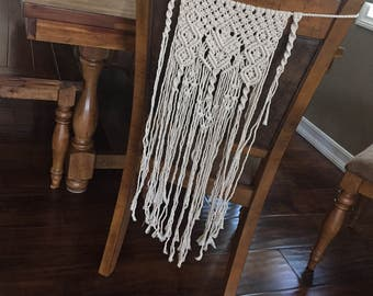 Wedding Chair Decoration/bohemian wedding decor