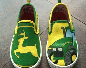 Tractor Shoes