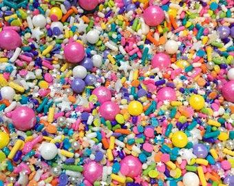 Edible Sprinkles - Lisa Frank-icorn 8 oz