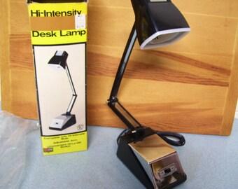 Vintage desk lamp from Kmart