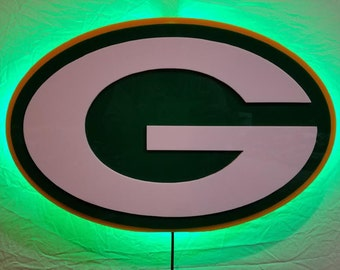 Green Bay Packers Light