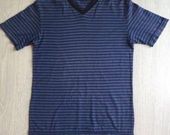 Honpo Best Striped T Shirt