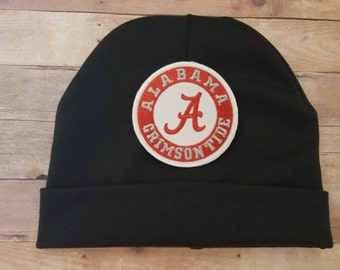 University of Alabama hat-baby bama hat-alabama baby hat-alabama infant hat-alambama hat for toddler-Alabama baby shower gift