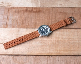 Sale,Leather Watch Strap 22mm
