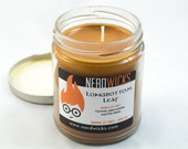 Longbottom Leaf- Lord of The Rings Inspired Candle, Fall Scent