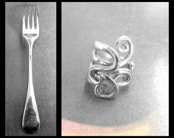 fork ring size 7  1/4