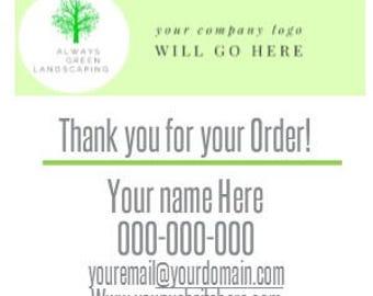 Lularoe Business Stickers