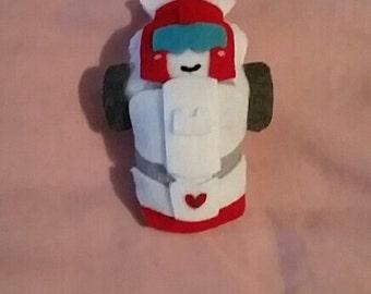 Transformers MTMTE Swerve Felt Plush
