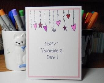 Valentine's Day Card, Valentine, Greeting Card