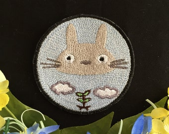 Totoro, Charm, Patch