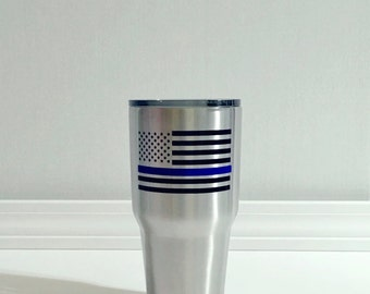 "Shop ""thin blue line flag"" in Food & Drink"