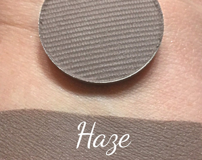 HAZE - Pressed Matte Eyeshadow OR Contour Powder