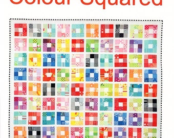 Colour Squared by Emma Jean Jansen Creative Card