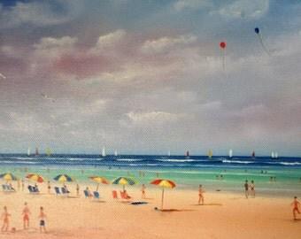 Cornwall beach england