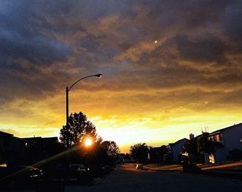 Sunset Photography - Digital Download