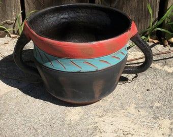 Native Style Vase