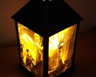 Disney Tangled Lantern
