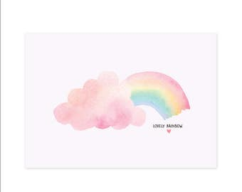 Lovely Rainbow