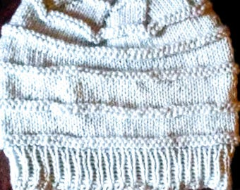 Favorite slouchy hat! Slouch ice blue