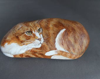 Collectable Stone Cat
