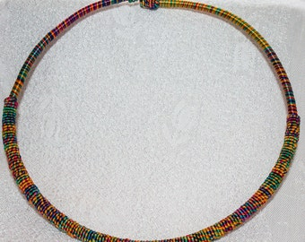 Necklace wire Mali African
