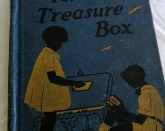 The Treasure Box by Gecks/Skinner and Withers Copywright 1928 Johnson Publishing Co.