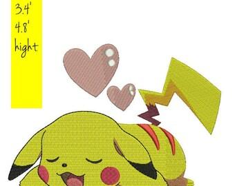 Pokemon Go Embroidery Designs Free