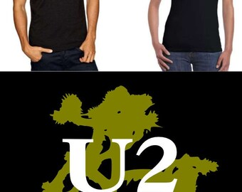 u2 The Joshua Tree t shirt