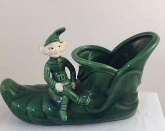 Treasure Craft Pixie-Elf Planter-Vase