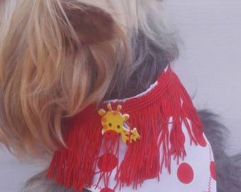 Dog bandana, bandana for dog, handmade dog bandana, bandana for pets