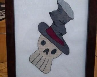wonky the happy skull