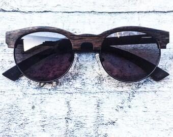 Sunglasses - Clubmaster - Black