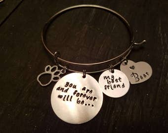 Memorial bracelet ,pet loss, funeral gift, grieving, mourning gift, loss of loved one gift, loss of family member, death in family,