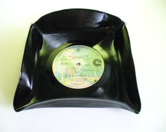Deep Purple Come Taste the Band Record bowl