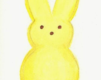 Yellow Peep