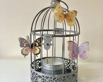 Birdcage / Wedding birdcage / Birdcage Centerpiece / Ornate Birdcage / Wedding Centerpiece /Lantern / Decorative Birdcage