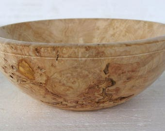 Ash burr bowl / Small Ash bowl / Wooden bowl / Hand turned bowl