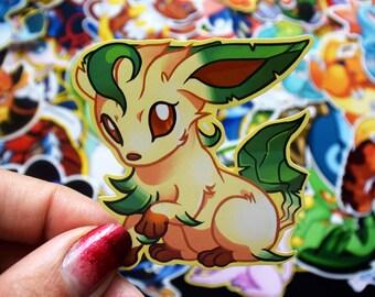 Leafeon Sticker