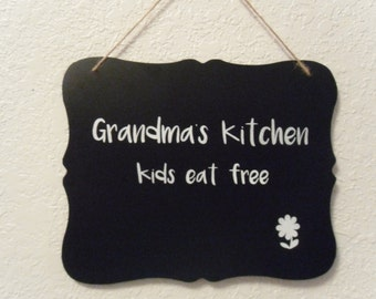 Grandma gift. Home decor. Wall decoration. Home and living. Grandma Home. Grandkids. Grandma's house. Gift for Grandma.  Grandma's kitchen.