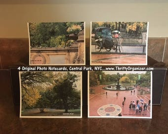 Original New York Photo Note Cards