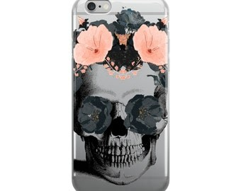 Sugar Skull Cell Phone Case 7/7 Plus