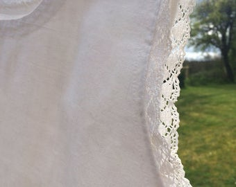 Vintage french linen nightie!
