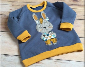 """6 x embroidery file embroidery motif Doodle """"Native-hase"""" XL 18 x 30"""