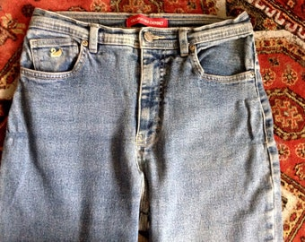 Vintage Gloria Vanderbilt High Waisted Jeans