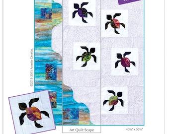 Turtle Tots Quilt Pattern